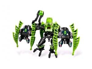 obrázek Lego 7156 Hero Factory Corroder