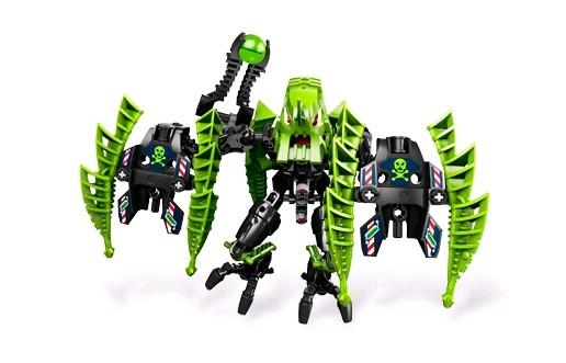 Lego 7156 Hero Factory Corroder