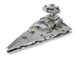 obrázek Lego 6211 Star Wars Imperial Star Destroyer