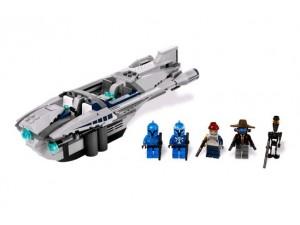 obrázek Lego 8128 Star Wars Cad Bane's Speeder