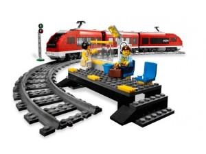 Lego 7938 City Osobní vlak