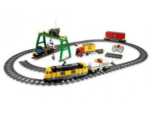 Lego 7939 City Nákladní vlak