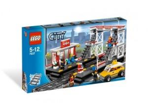 obrázek Lego 7937 City Nádraží