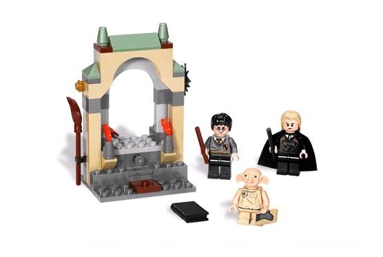 Lego 4736 Harry Potter Vysvobození Dobbyho