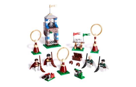 Lego 4737 Harry Potter Famfrpálový zápas