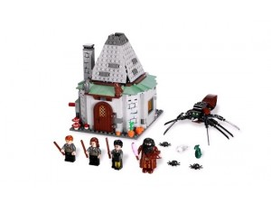 obrázek Lego 4738 Harry Potter Hagridova bouda