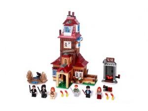 obrázek Lego 4840 Harry Potter Doupě