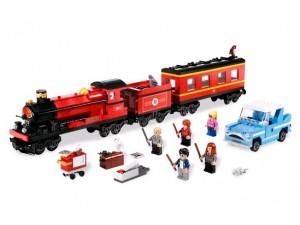 obrázek Lego 4841 Harry Potter Bradavický expres
