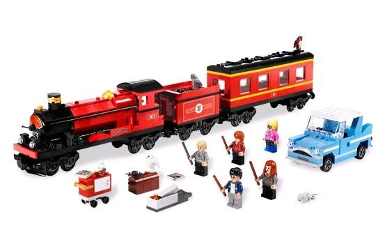 Lego 4841 Harry Potter Bradavický expres