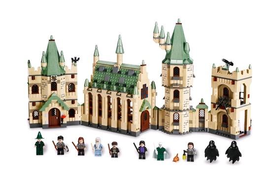 Lego 4842 Harry Potter Bradavický hrad