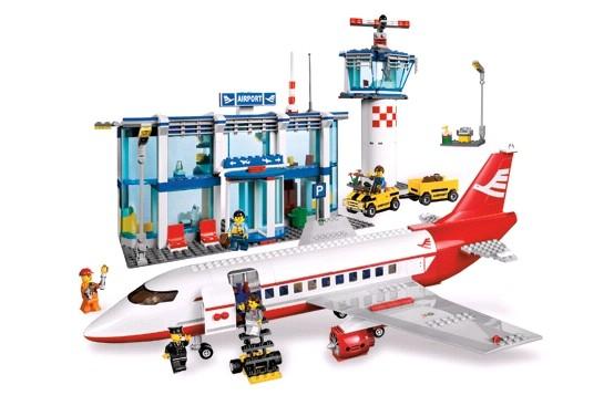 Lego 3182 City Letiště