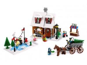obrázek Lego 10216 Vánoční pekárna