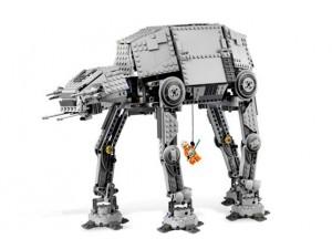 obrázek Lego 10178 Star Wars Pohyblivý AT-AT™ s motorem