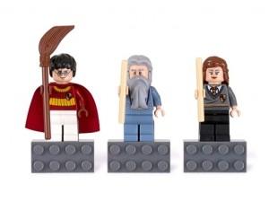 obrázek Lego 852982 Magnetické figurky Harryh Potter