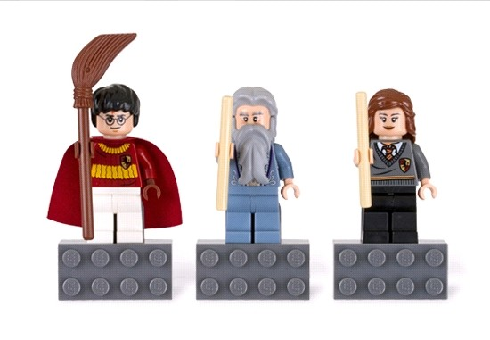 Lego 852982 Magnetické figurky Harryh Potter