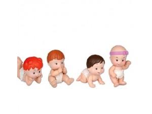 obrázek Baby Born Chiqui Veselá miminka