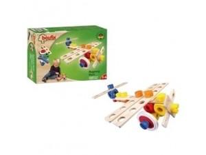 obrázek Baufix Letadlo - dřevěné hračky a stavebnice