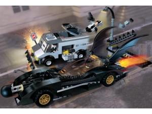 obrázek Lego 7781 Batman-Únik Two-Face