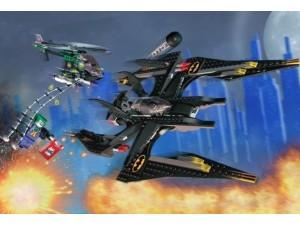 obrázek Lego 7782 Batman-Útok Jokera