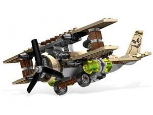 obrázek Lego 7786 Batman Honička za Scarecrowem