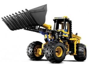 obrázek Lego 8439 Technic Front End Loader