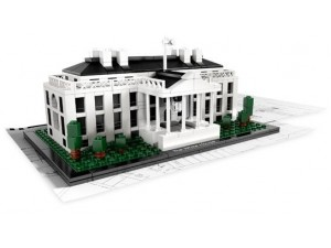 obrázek Lego 21006 Architecture The White House