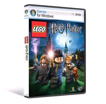 Lego 2855128 Harry Potter Video hra