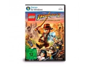 obrázek Lego 2853694 Indiana Jones Dobrodružství pokračuje
