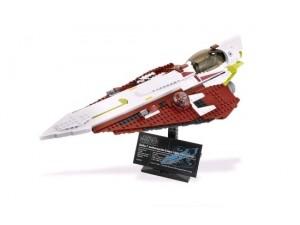 obrázek Lego Star Wars 10215 Obi-Wanový Jedi Starfighter