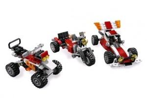 obrázek Lego 5763 Creator Bugina do dun