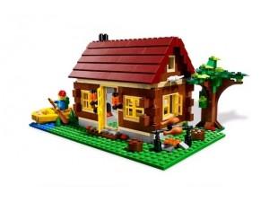 obrázek Lego 5766 Creator Srub