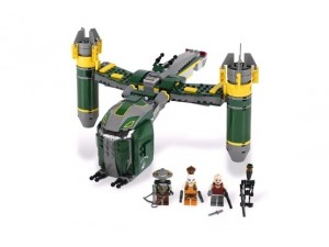 obrázek Lego 7930 Star Wars Útočná loď nájemných lovců