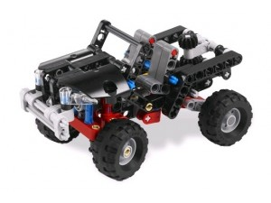 obrázek Lego 8066 Technic Terrení vůz