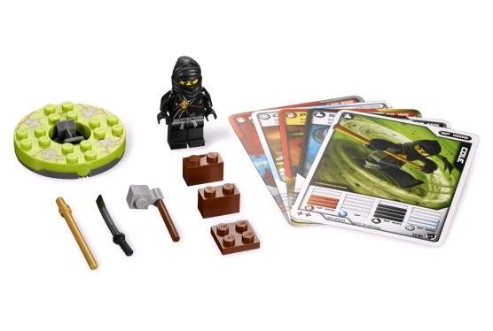 Lego 2112 Ninjago Cole