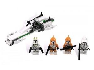 Lego 7913 Star Wars Bojová jednotka trooperů klonů