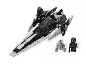 obrázek Lego 7915 Star Wars Hvězdná stíhačka V-Wing