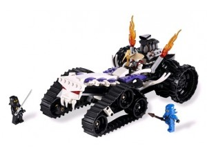 obrázek Lego 2263 Ninjago Turbo vozidlo kostlivců