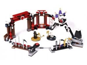 obrázek Lego 2520 Ninjago Bojová Arena