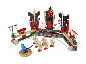 obrázek Lego 2519 Ninjago Skeleton bowling