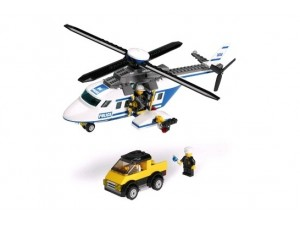 obrázek Lego 3658 City Policejní vrtulník