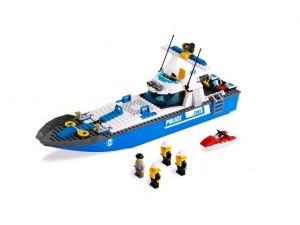 obrázek Lego 7287 City Policejní člun
