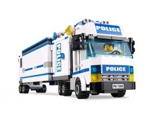 obrázek Lego 7288 City Mobilní policejní kamion