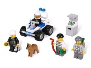 obrázek Lego 7279 City Soubor policejních minifigurek