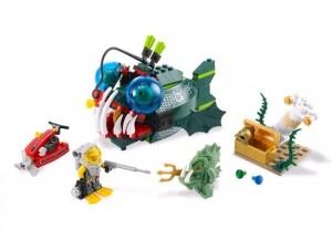 Lego 7978 Atlantis Útok mořského ďasa