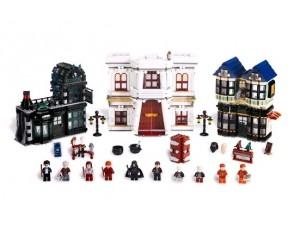 obrázek Lego 10217 Harry Potter - Diagon Alley