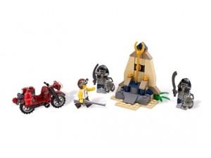 obrázek Lego 7306 Pharao Golden Staff Guardians