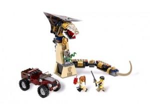 obrázek Lego 7325 Pharaohś Quest Cursed Cobra Statue