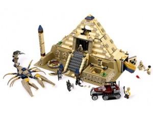 obrázek Lego 7327 Pharaohś Quest Scorpion Pyramid