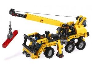 obrázek Lego 8067 Technic Mini mobilní jeřáb