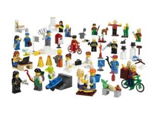 obrázek Lego 9348 Community Minifigure Set
